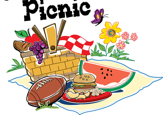 Image result for town picnic clipart
